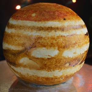 Cakecrumbs' Jupiter Structural Layer Cake