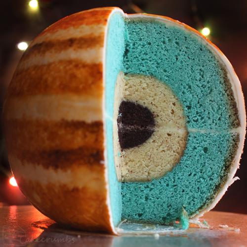 planet jupiter cake - photo #10