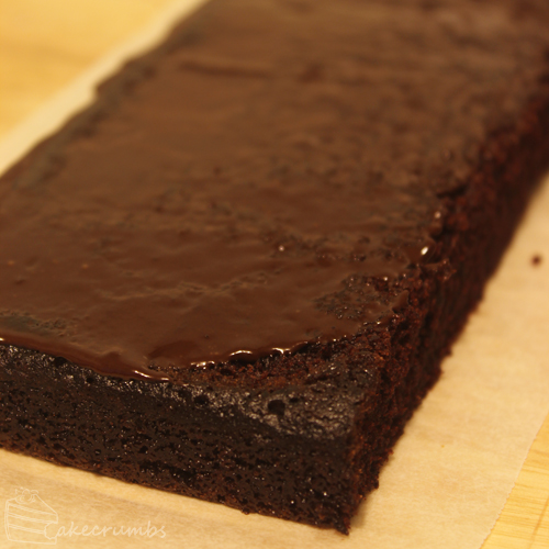 Chocolate and banana cake recipes easy