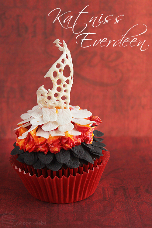 Cakecrumbs' Catching Fire Cupcakes 03