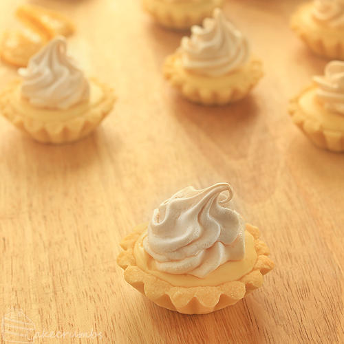 Cakecrumb's Lemon Meringue Tartlets 09