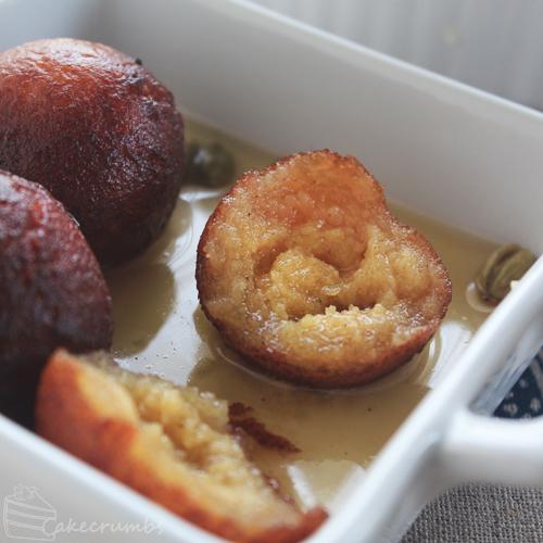Cakecrumbs' Gulab Jamun 09