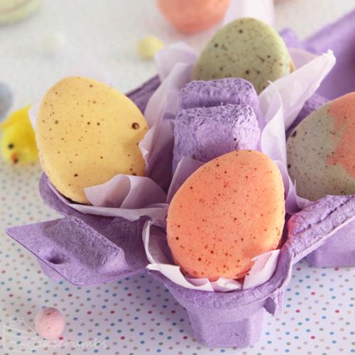 Cakecrumbs' Easter Macarons 00
