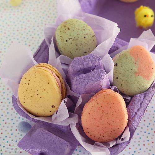 Cakecrumbs' Easter Macarons 12