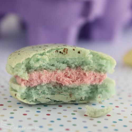 Cakecrumbs' Easter Macarons 13