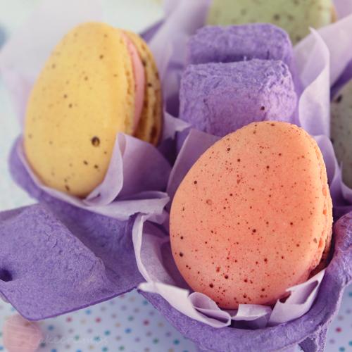 Cakecrumbs' Easter Macarons 14