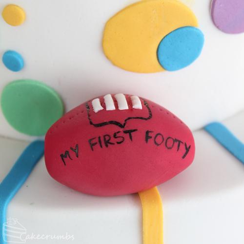 Cakecrumb's Kids Toy Birthday Cake 04