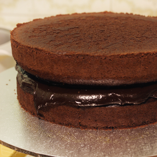 Cakecrumbs' Mexican Chocolate Cake 06