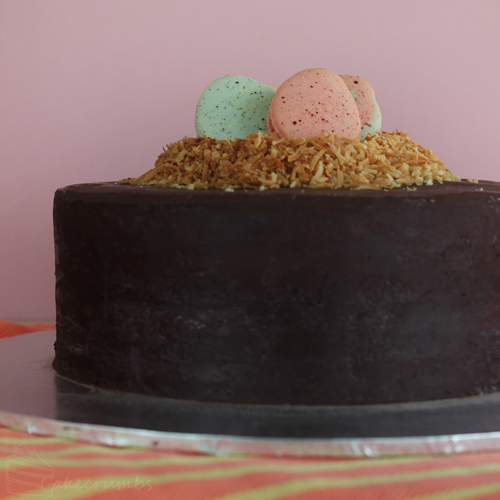 Cakecrumbs' Mexican Chocolate Cake 07