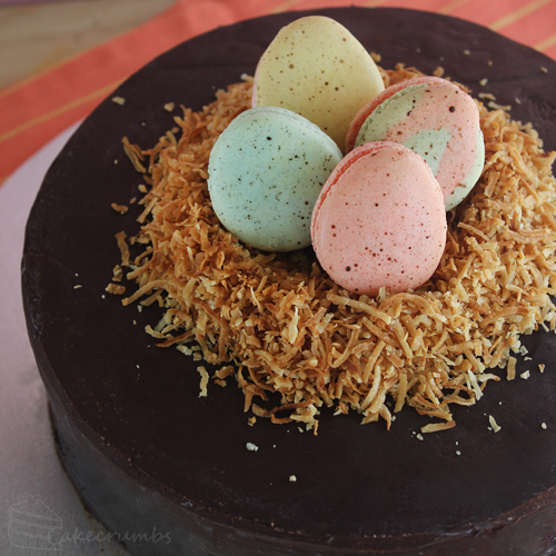 Cakecrumbs' Mexican Chocolate Cake 08