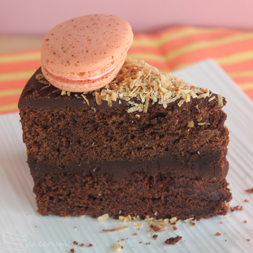 Cakecrumbs' Mexican Chocolate Cake 10