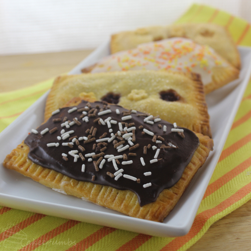 Cakecrumbs' Homemade Pop Tarts 12