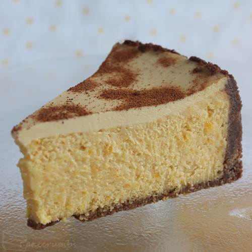 Cakecrumbs' Apricot Cheesecake 10