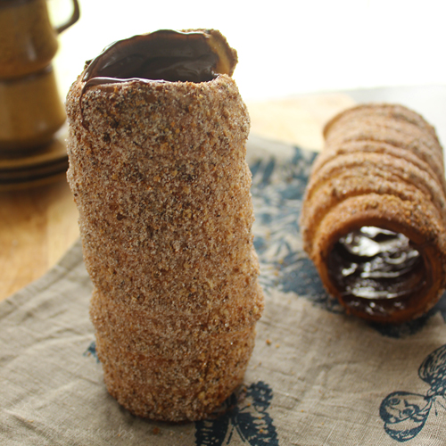 Cakecrumbs' Chimney Cake 11