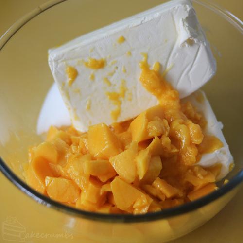 Cakecrumbs' Mango Cheesecake 03