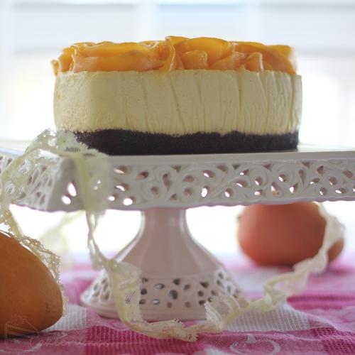 Cakecrumbs' Mango Cheesecake 10