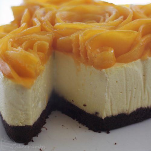 Cakecrumbs' Mango Cheesecake 11