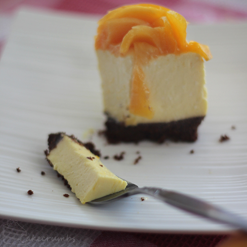Cakecrumbs' Mango Cheesecake 12