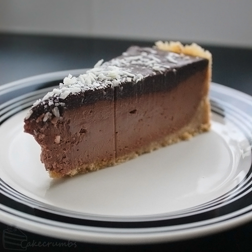 Cakecrumbs' Nutella Cheesecake 07