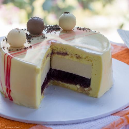 Cakecrumbs Passionfruit Entremet-9